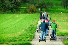 Segway – Adrenalin – Eventsafari